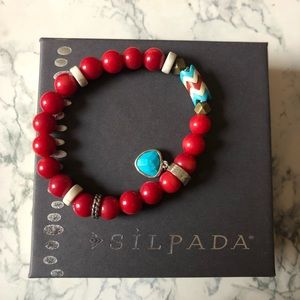 Silpada Under the Sun Stretch Braclet